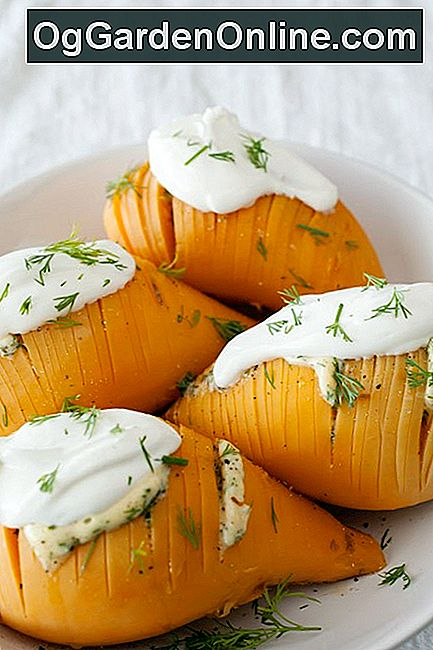 Hasselback-Rutabagas